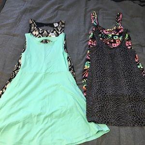 VS PINK Dress Bundle! Size S/XS